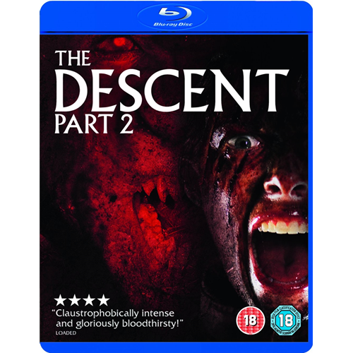 The Descent 2 (UK-import) (BLU-RAY)