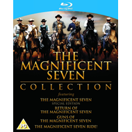 The Magnificent Seven Collection (UK-import) (BLU-RAY)