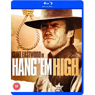 Hang 'em High (UK-import) (BLU-RAY)