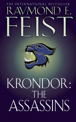 Krondor: The Assassins (BOK)