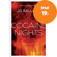 Produktbilde for Cocaine Nights (BOK)