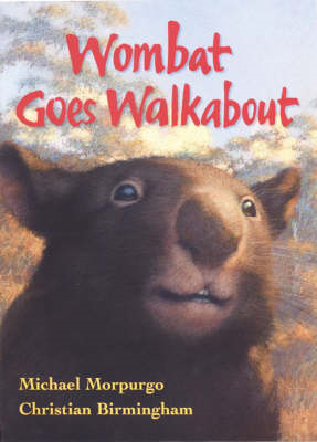 Wombat Goes Walkabout (BOK)