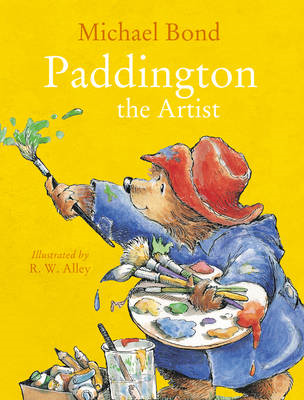 Paddington the Artist (BOK)