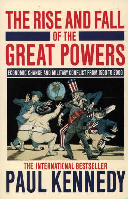 Rise and Fall of the Great Powers (BOK)