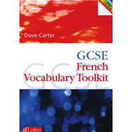 GCSE French Vocabulary Learning Toolkit (BOK)