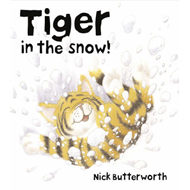 Tiger in the Snow! (BOK)