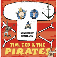 Tim, Ted and the Pirates (BOK)