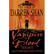 Vampire Blood Trilogy: Books 1 - 3 (BOK)