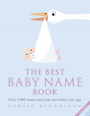 Best Baby Name Book (BOK)