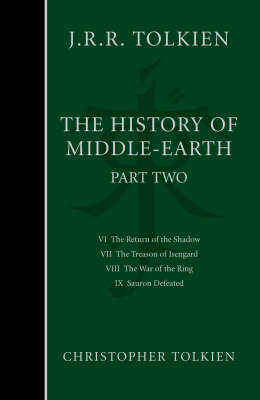 History of Middle-Earth (BOK)