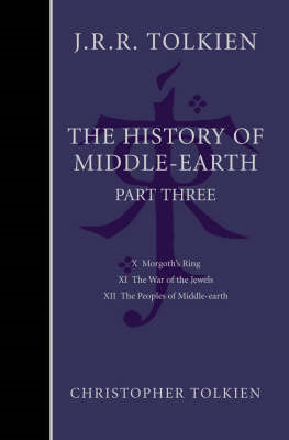 History of Middle-Earth: Pt. 3 (BOK)