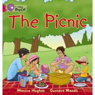 The Picnic: Pink A/Band 01a (BOK)