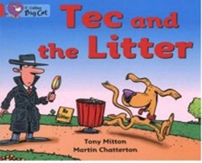 Tec and the Litter: Band 02b/Red B (BOK)