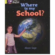 Where is My School?: Yellow/Band 03 (BOK)