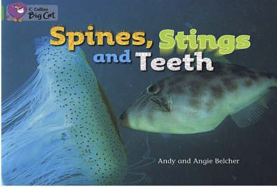 Spines, Stings and Teeth: Band 05/Green (BOK)