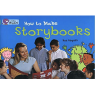 How to Make a Storybook: Band 07/Turquoise (BOK)