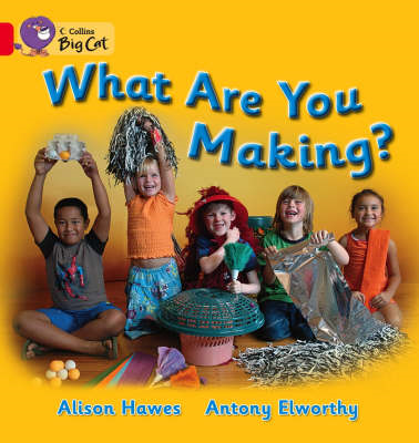 What are You Making?: Band 02b/Red B (BOK)
