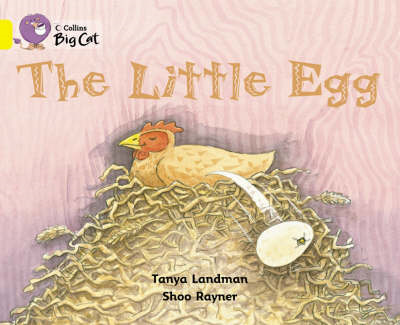 The Little Egg: Yellow/Band 03 (BOK)