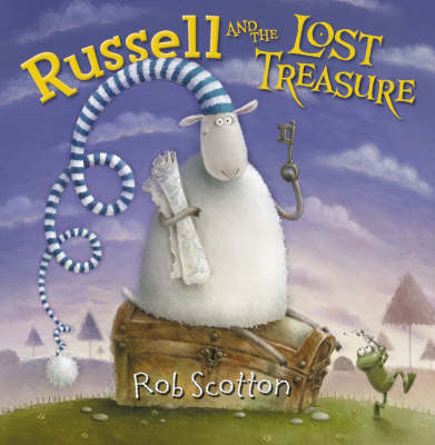 Russell and the Lost Treasure (BOK)