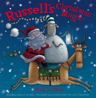 Russell's Christmas Magic (BOK)