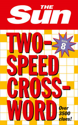 Sun Two-Speed Crossword Book 8 (BOK)