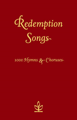 Redemption Songs (BOK)