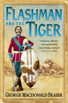Flashman and the Tiger (BOK)