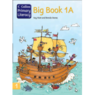Collins Primary Literacy: Bk. 1A: Big Book (BOK)