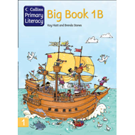 Collins Primary Literacy: Bk. 1B: Big Book (BOK)