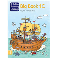 Collins Primary Literacy: Bk. 1C: Big Book (BOK)
