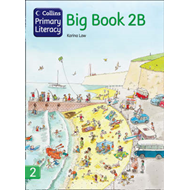 Collins Primary Literacy: Bk. 2B: Big Book (BOK)