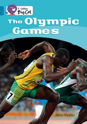 The Olympic Games: Phase 7, Bk. 4: Band 13/Topaz (BOK)