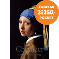 Produktbilde for Girl With a Pearl Earring (BOK)