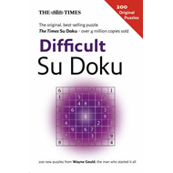 Times Difficult Su Doku (BOK)