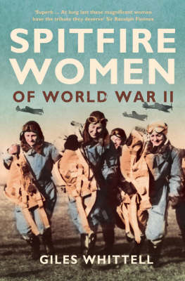 Spitfire Women of World War II (BOK)