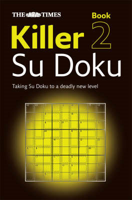 "The ""Times"" Killer Su Doku: Bk. 2 (BOK)"