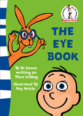The Eye Book (BOK)