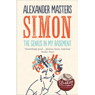 Simon: The Genius in My Basement (BOK)