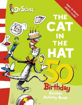 "The ""Cat in the Hat"" Sticker Book (BOK)"