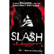 Produktbilde for Slash: The Autobiography (BOK)