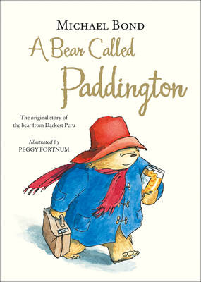 A Bear Called Paddington (BOK)