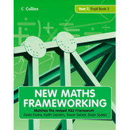 New Maths Frameworking - Year 7 Pupil Book 3 (Levels 5-6) (BOK)