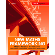 New Maths Frameworking - Year 9 Pupil Book 1 (Levels 4-5) (BOK)