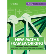 New Maths Frameworking - Year 7 Practice Book 2 (Levels 4-5) (BOK)