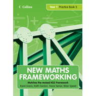 New Maths Frameworking - Year 7 Practice Book 3 (Levels 5-6) (BOK)
