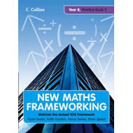 New Maths Frameworking - Year 8 Practice Book 2 (Levels 5-6) (BOK)