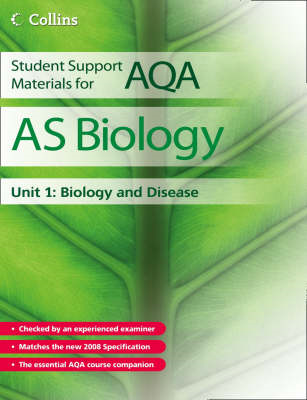 AS Biology: Biology and Disease: Unit 1 (BOK)