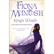 King's Wrath: Book Three of the Valisar Trilogy (BOK)