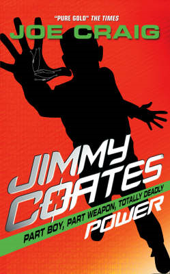 Jimmy Coates: Power (BOK)