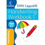 Handwriting Workbook 1 (BOK)